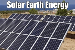 solar earth energy