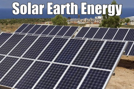 solar earth energy