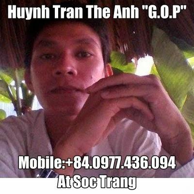 Huynh Tran The Anh G.O.P