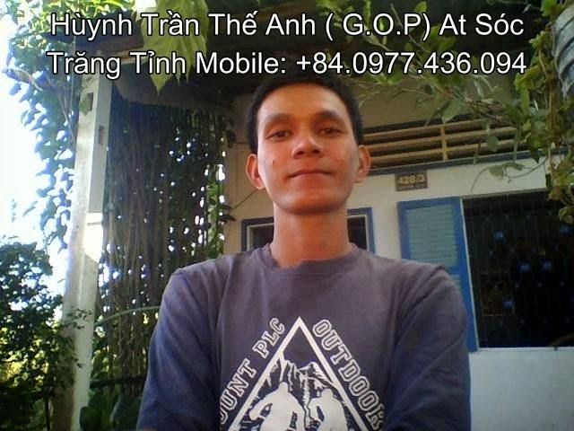 huỳnh tran the anh