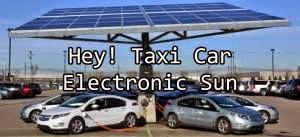 car electronic sun